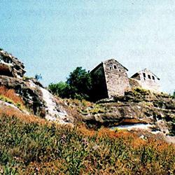 Хазарские иудейские храмы на Чуфут-Кале в Крыму, VIII в.