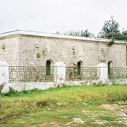 Дюрбе хана Шах Али. Касимов. 1555 год