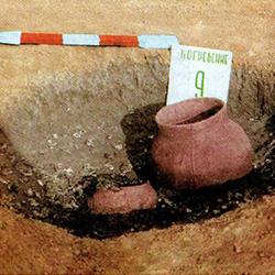 Погребение №9 Богородицкого могильника