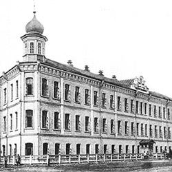 Медресе «Хусаиния» в Оренбурге
